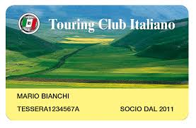 Tessera Tourning Club Italiano